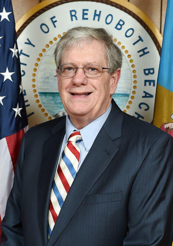 Mayor Sam Cooper