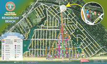 Rehoboth Beach Parking Guide