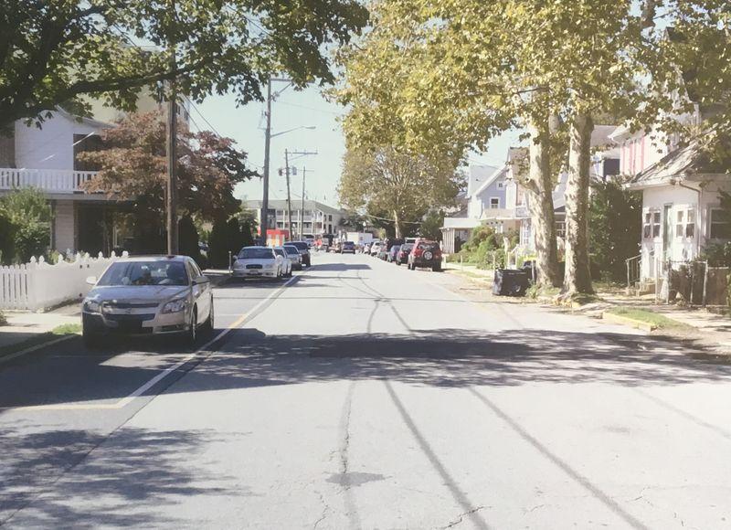 Lake Avenue Streetscape Before