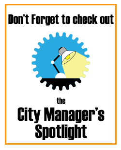 City Manager's Spotlight