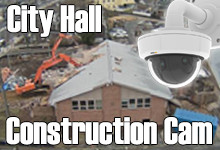 City Hall Construction Webcam