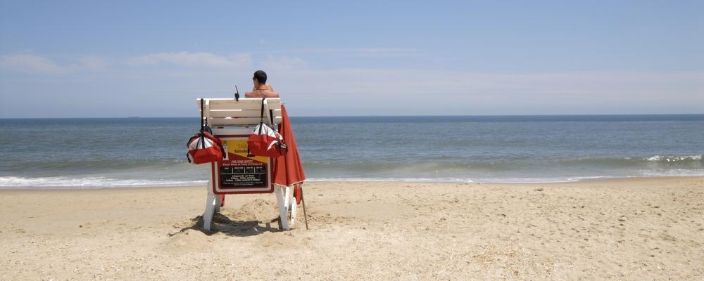 Sunny Sandy Beaches Cool Ocean Breezes